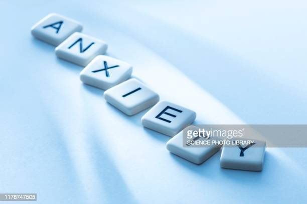 anxiety, conceptual image - anxiety stock pictures, royalty-free photos & images