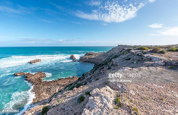 Anxious Bay on the west coast of Eyre Peninsula, South Australia,  Australia