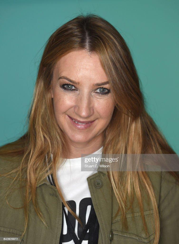 Anya Hindmarch - Backstage - LFW February 2017