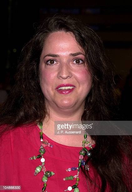 Anya Kubrick during 'Stanley Kubrick A Life in Pictures' Screening at Directors Guild of America in Los Angeles California United States