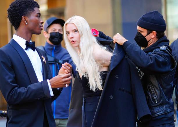 NY: Celebrity Sightings In New York City - April 13, 2021