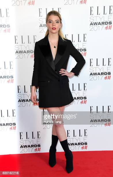 Anya TaylorJoy attends the Elle Style Awards 2017 on February 13 2017 in London England