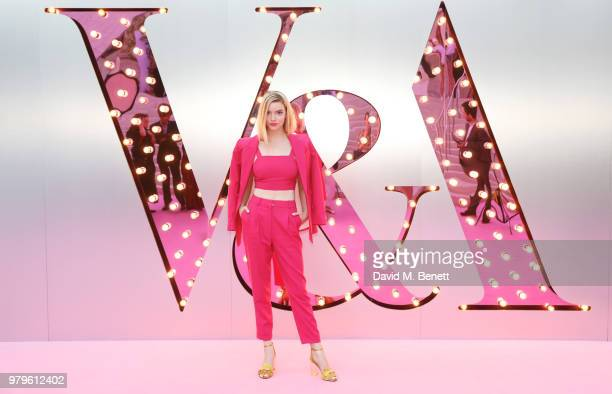Anya TaylorJoy attends the Summer Party at the VA in partnership with Harrods at the Victoria and Albert Museum on June 20 2018 in London England
