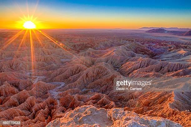 anza-borrego desert state park, california - anza borrego desert state park stock pictures, royalty-free photos & images