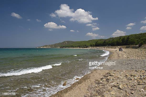 anzac cove, gallipoli. - anzac cove stock pictures, royalty-free photos & images