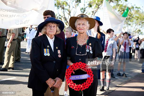 Anzac Day Service Women