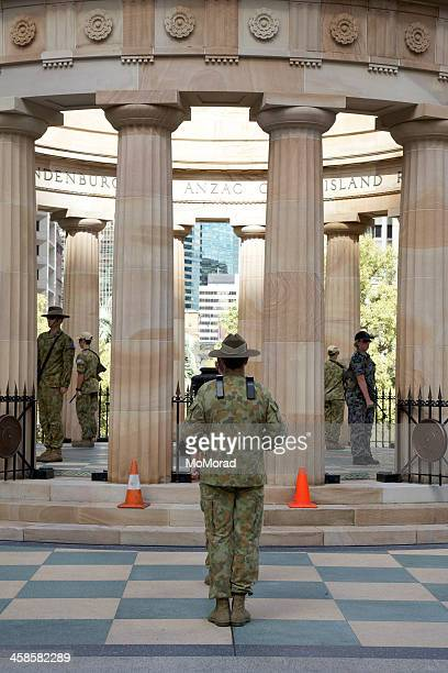 anzac - lest we forget stock photos and pictures