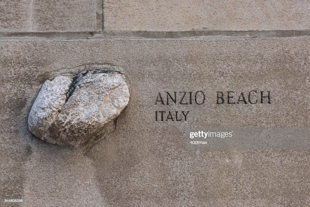 Anzio Beach : Stock Photo