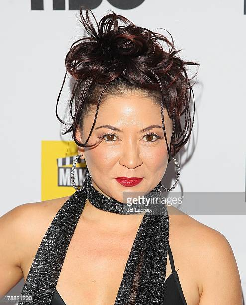 Anzu Lawson attends the Make A Film Foundation's ComedyCon 2013 Fundraiser held at The Comedy Store on August 30 2013 in West Hollywood California