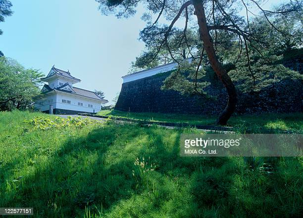 Aoba Castle, Sendai, Miyagi, Japan