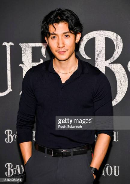 """Aoi Takeya attends the Los Angeles Premiere of Focus Features' """"Blue Bayou"""" at DGA Theater Complex on September 14, 2021 in Los Angeles, California."""
