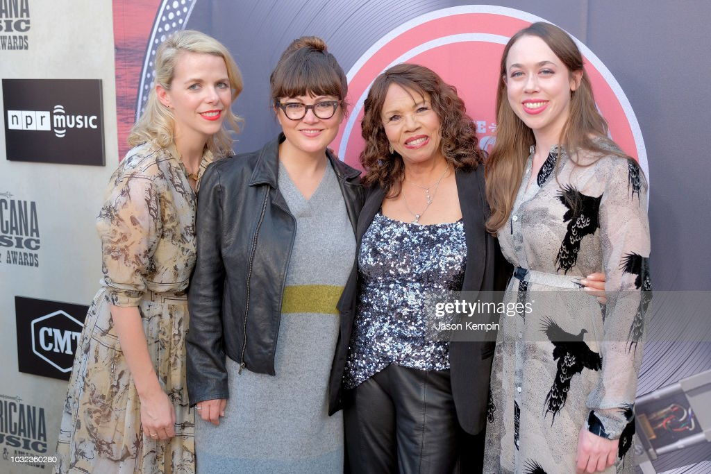 2018 Americana Music Honors And Awards - Arrivals : Foto jornalística