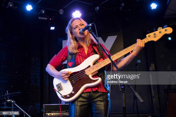Aoife Power of Whenyoung performs at Brudenell Social Club during Live At Leeds on May 5 2018 in Leeds England