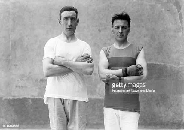 Aonach Tailteann Athletics - Croke Park. 1928. .