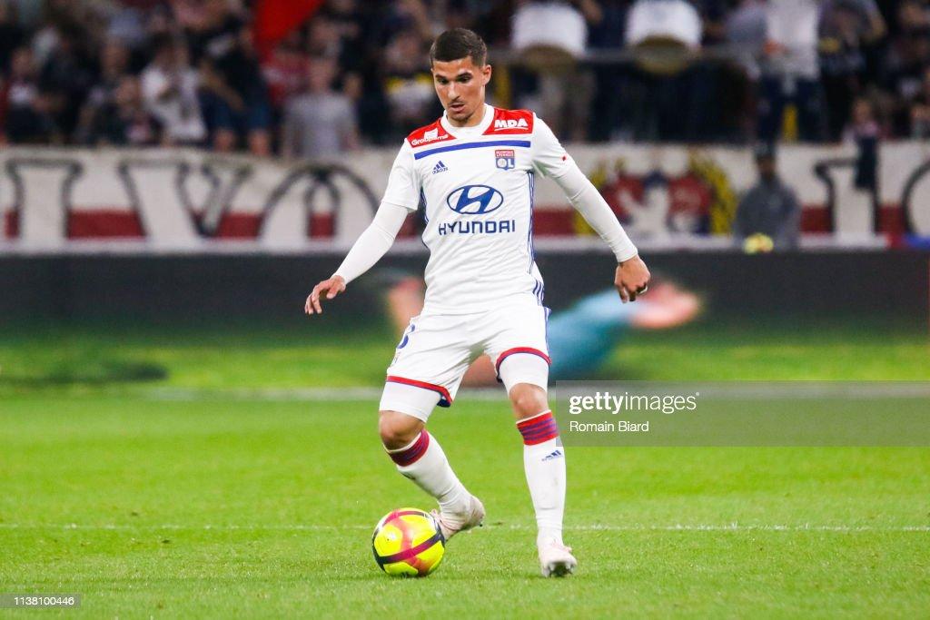 FRA: Olympique Lyonnais v SCO Angers - French Ligue 1