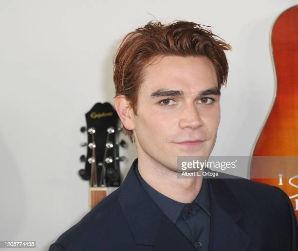 """Apa arrives for the Premiere Of Lionsgate's """"I Still Believe"""" held at ArcLight Hollywood on March 7, 2020 in Hollywood, California."""