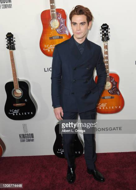 Apa arrives for the Premiere Of Lionsgate's I Still Believe held at ArcLight Hollywood on March 7 2020 in Hollywood California