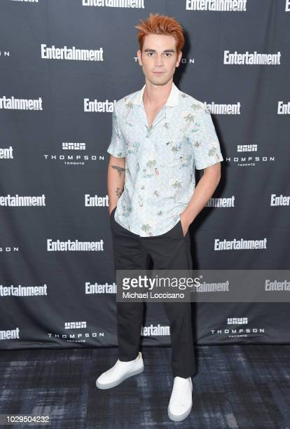 Apa attends Entertainment Weekly's Must List Party at the Toronto International Film Festival 2018 at the Thompson Hotel on September 8, 2018 in...
