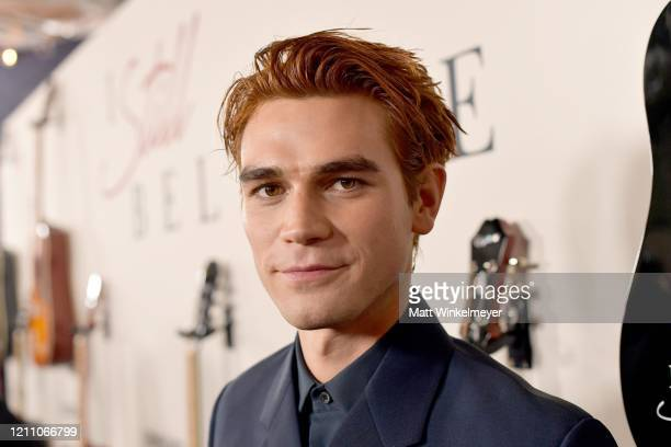 """Apa attends the premiere of Lionsgate's """"I Still Believe"""" at ArcLight Hollywood on March 07, 2020 in Hollywood, California."""