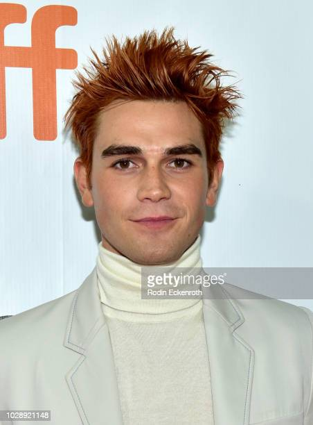 """Apa attends the """"The Hate U Give"""" premiere during 2018 Toronto International Film Festival at Roy Thomson Hall on September 7, 2018 in Toronto,..."""