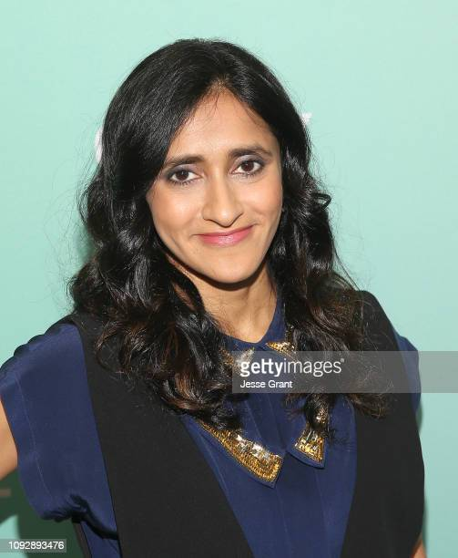 Aparna Nancherla attends the 2019 Comedy Central Press Day on January 11 2019 in Hollywood California