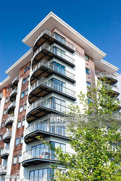 Appartement d'block