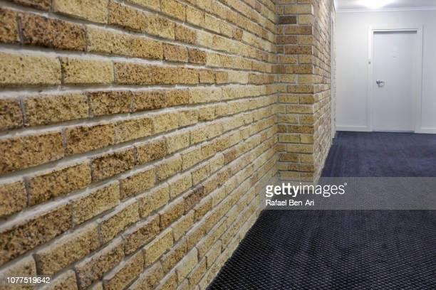 Apartment Building Corridor