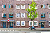Apartment Building in Amsterdam