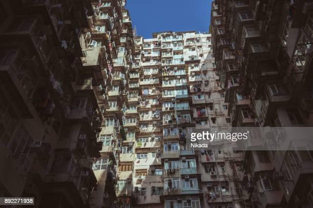 Mehrfamilienhaus in Hong Kong, China