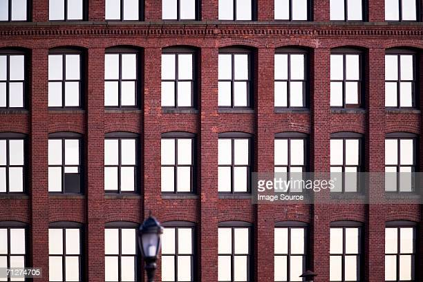 Apartment building in new york