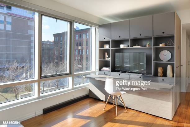 Apartment owned by ORI that is rented on Air BnB featuring an ORI unit in Boston Massachusetts December 4 2017