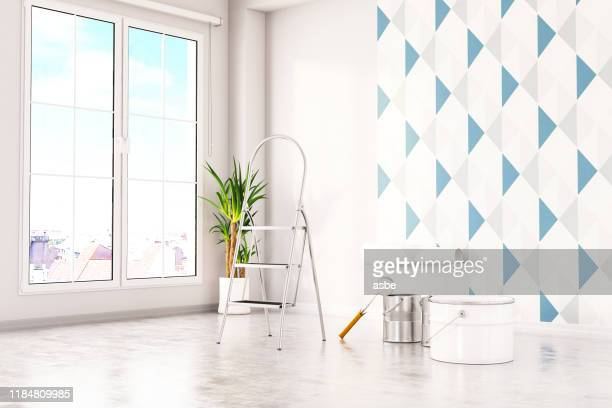 apartment renovation home improvements - renovation stock pictures, royalty-free photos & images