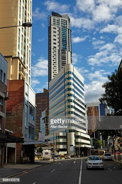 Apartments and offices in Brisbane's CBD