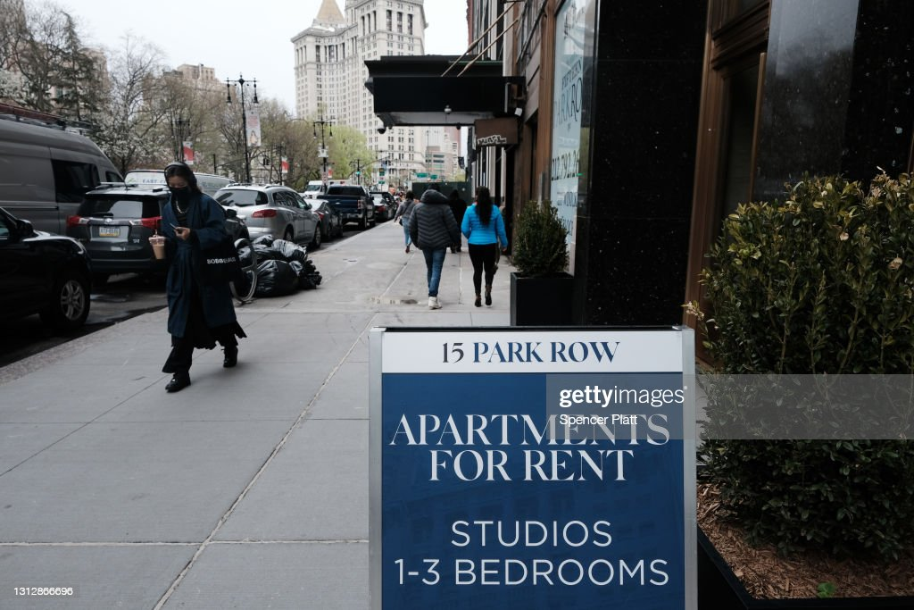 Developers Look To Repurpose Commercial Real Estate After Pandemic Altered Where Americans Work : News Photo