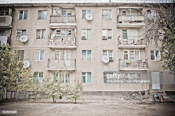Apartments at Nukus