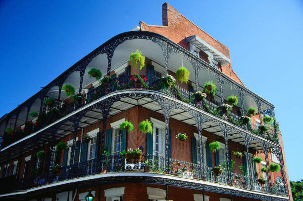 Apartments in the French Quarter - New Orleans, Louisiana