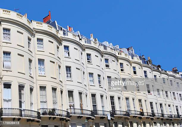 apartments - hove stock pictures, royalty-free photos & images