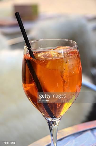 Aperol Spritz Cocktails