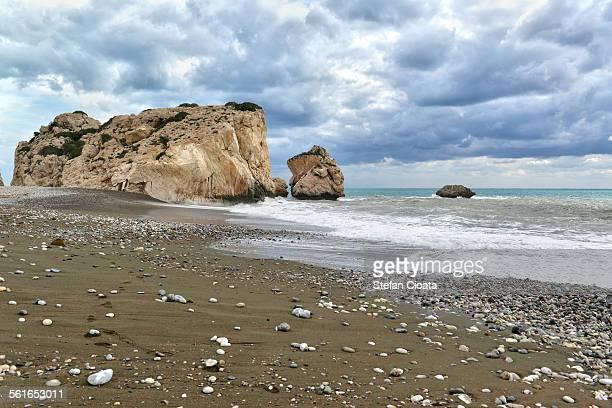 Aphordite's rock Cyprus
