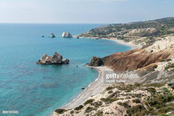 Aphrodite's Rock and Beach, Cyprus