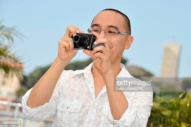 Apichatppong Weerasethakul at the photo call for Uncle Boonmee Who Can Recall His Past Lives during the 63rd Cannes International Film Festival