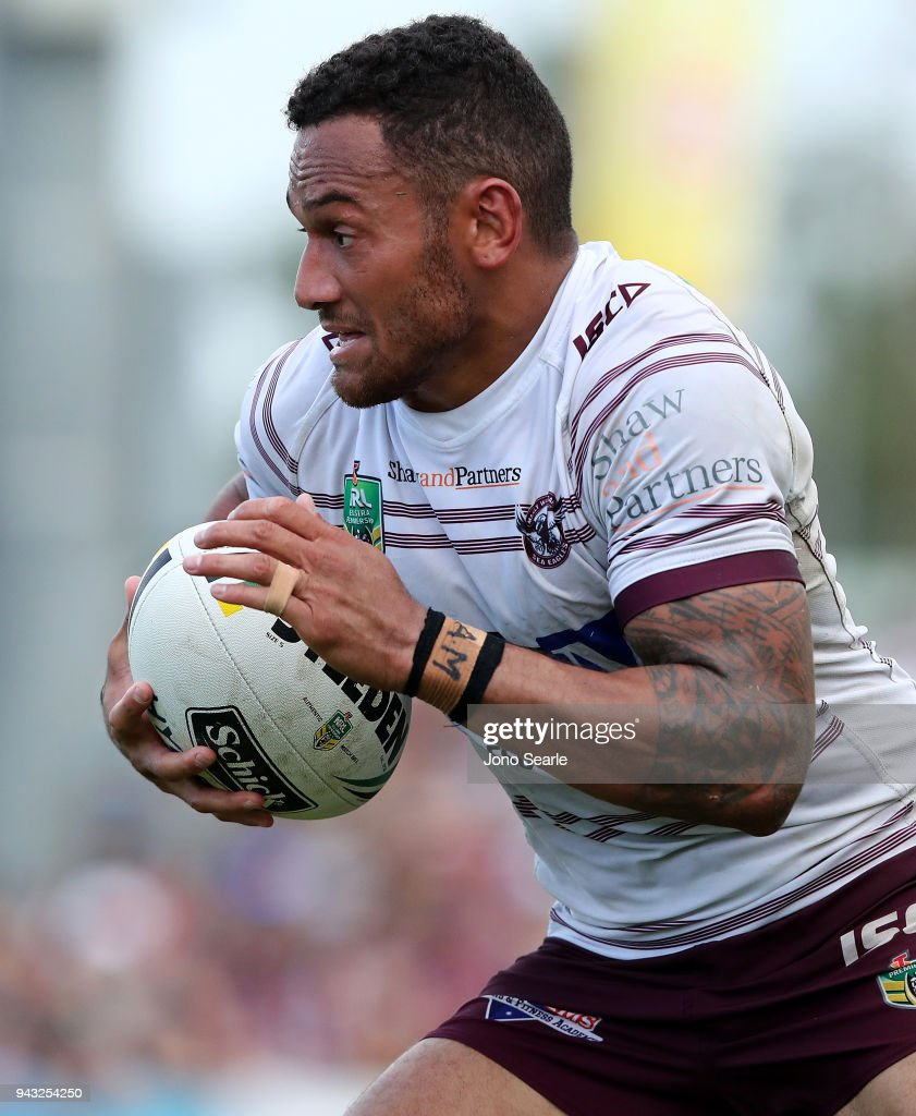NRL Rd 5 - Titans v Sea Eagles