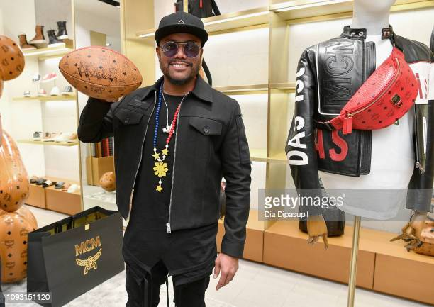 Apl.de.ap attends MCM x Super Bowl LIII on February 2, 2019 in Atlanta, Georgia.