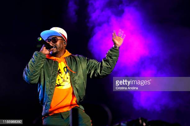 apldeap of The Black Eyed Peas performs during the second day of Son do Camino Festival on June 14 2019 in Santiago de Compostela Spain