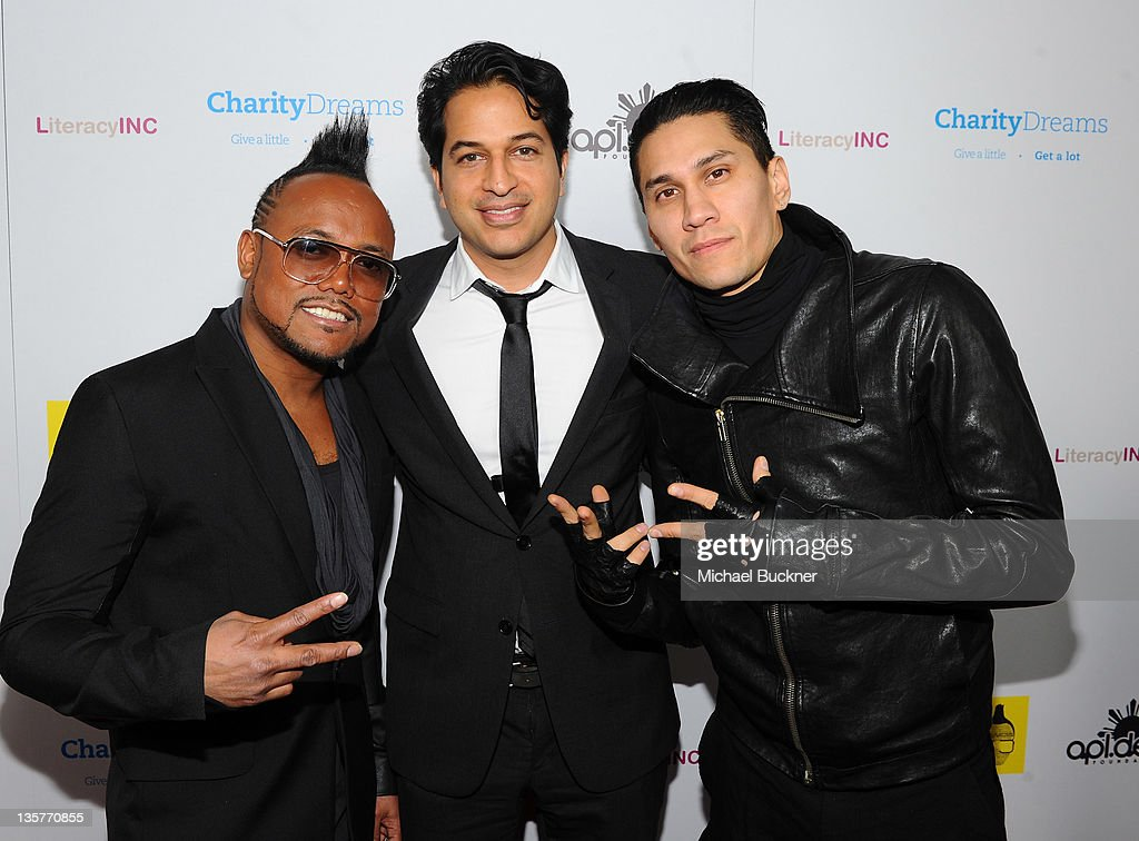 APL.DE.AP's Birthday And The Launch Of Charity Dreams : News Photo