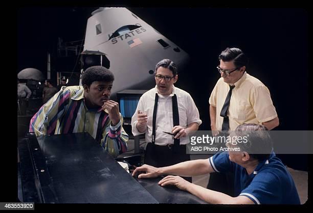 FLIGHTS Apollo 11 Behindthe Scenes Coverage of Duke Ellington Rehearsing 'Moon Maiden' for Lunar Landing Broadcast Airdate July 20 1969 DUKE...