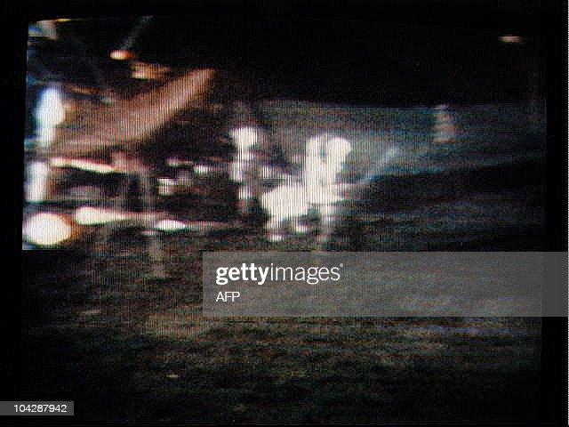 Apollo 14 commander  Alan B. Shepard Jr. : News Photo