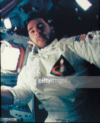 Apollo 8 astronaut spacecraft Commander Frank Borman who became with James Lovell and William Anders one the first human to escape Earth's gravity...