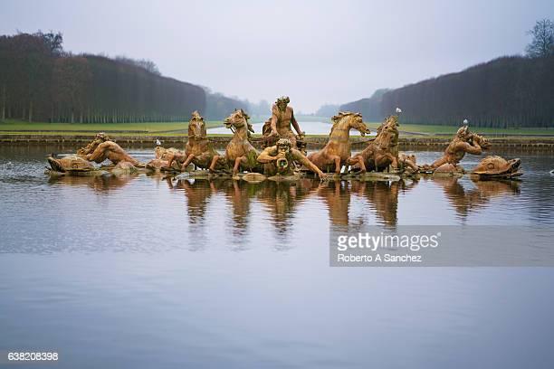 Apollo Fountain at Versailles
