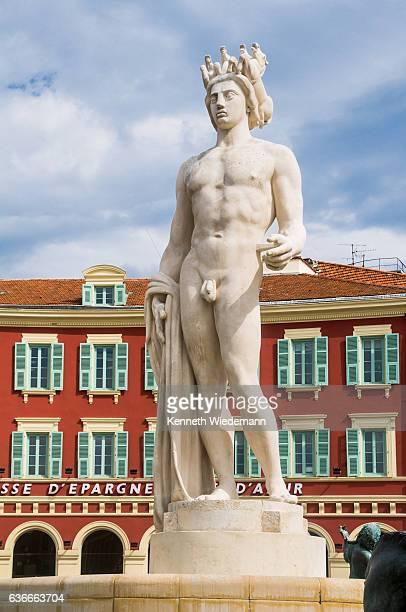 Apollo Statue-Nice